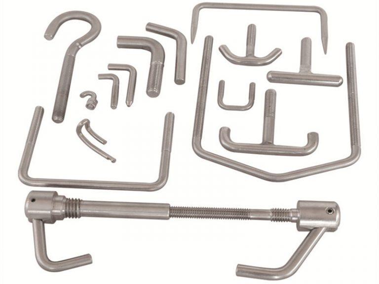 Kineska dobavljača vruće ss304 sidro za rukave / sidreni vijak od nehrđajućeg čelika