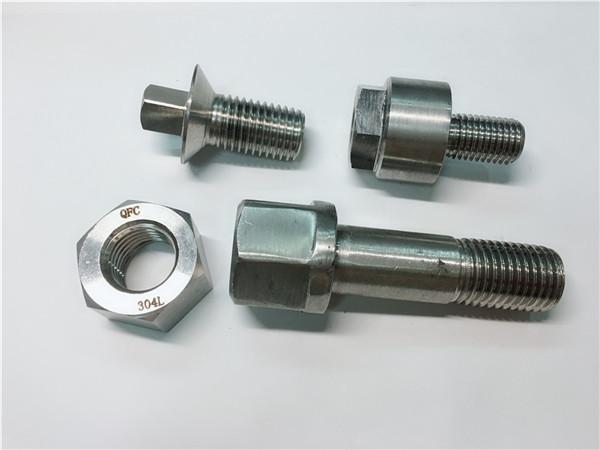 vijak s vijkom za glavicu od nehrđajućeg čelika a2-70 din 933