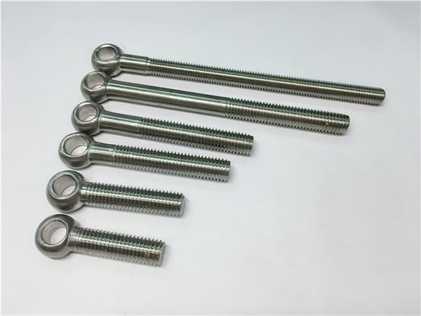 904l / 1,4539 / un n08904 vijak za oči, prilagođeni vijci za sastavljanje ventila