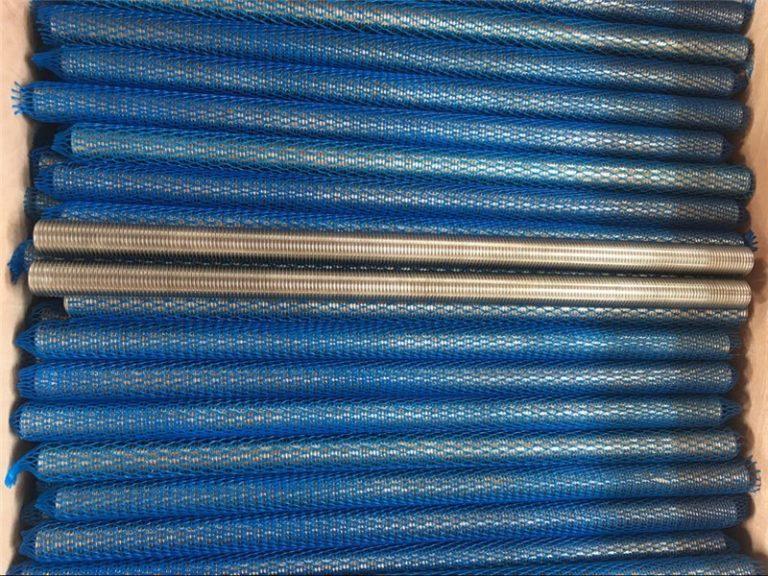 inkoneli od legure nikla601 / 2.4851 šipka s navojem od trapeza nova roba