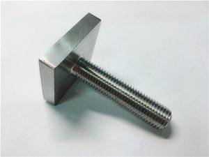 No.105-Nickel Cooper monel400 učvršćivač s kvadratnim vijcima un n04400