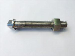 Br.27-AISI SAE 347 zatvarač od nehrđajućeg čelika
