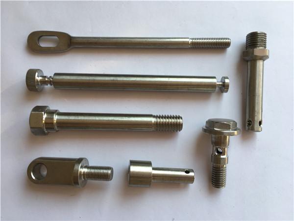 precizni inox pričvršćivači cnc okreće metalni zatvarači