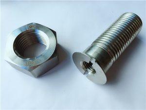 No.55 - Visokokvalitetni dvostrani vijci i matice od nehrđajućeg čelika