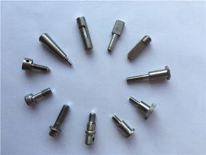 Vijak osovine br. 60-Titanium-zatvarači, vijci za motocikle od titana, dijelovi od legure titana