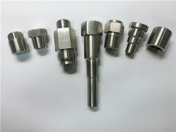 visokokvalitetni strojevi za okretne strojeve od nehrđajućeg čelika izrađeni od CNC obrade