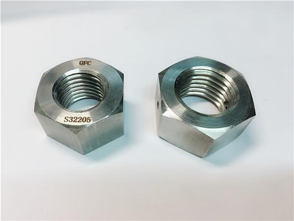 din934 šesterokutna matica od nehrđajućeg čelika, dvostruka šesterokutna matica od nehrđajućeg čelika