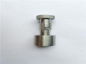 No.95-SS304, 316L, 317L SS410 Vijak za nosač s okruglom maticom, nestandardni pričvršćivači
