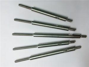 cnc precizna strojna obrada pričvršćivača od nehrđajućeg čelika