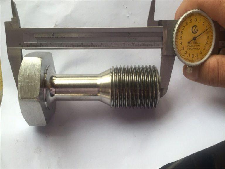 prilagođeni cnc okretni dijelovi precizno obradni vijčani zatvarač