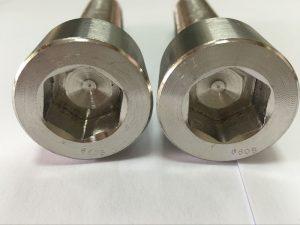 proizvođači učvršćivača Vijak glave glave od titan šesterokutne vijke DIN 6912
