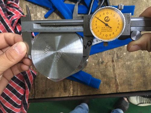 S31803 Ispitivanje dimenzije šesterokutnog poklopca